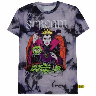Disney Villains x Heidi Klum Evil Queen Scream T-Shirt