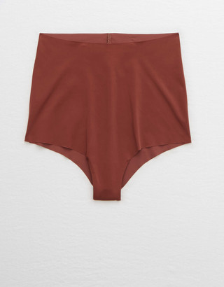 aerie No Show High Waisted Cheeky Underwear
