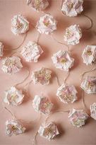 BHLDN Tea Rose Lights