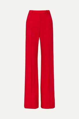 Golden Goose Carrie Drill Wide-leg Pants - Red