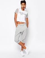 Reebok Sweatpants With Drawstring Waist