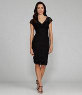Marina Lace Bodice Dress