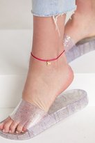 Urban Outfitters Corded Charm Anklet