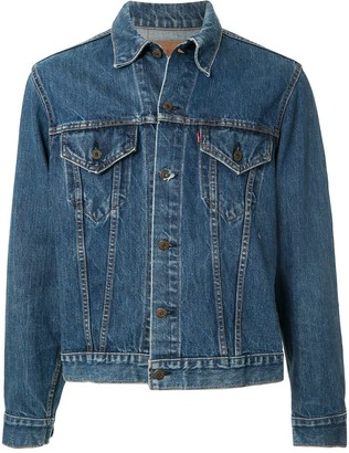 Fake Alpha X Levi's Vintage 1970s Levis 70505e denim jacket