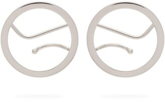 Alan Crocetti Halo Sterling-silver Ear Cuffs - Silver