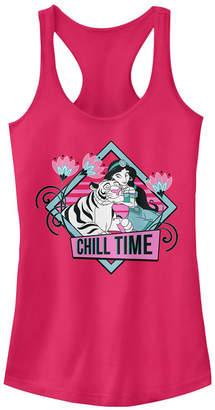 Disney Juniors' Princesses Jasmine Chill Ideal Racerback Tank Top