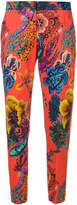 Paul Smith Ocean print trousers