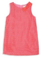 Kate Spade Toddler's & Little Girl's Geo Lace Shift Dress