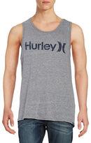 Hurley Tri-Blend Logo Tank