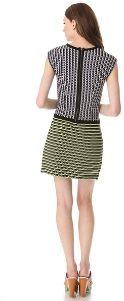 Nanette Lepore Go Crazy Dress