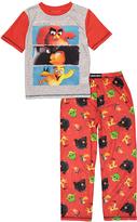 Komar Kids Angry Birds Red & White Pajama Set - Boys