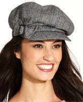 Nine West Novelty Newsboy Hat