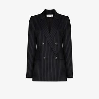 Victoria Beckham Double-breasted pinstripe blazer