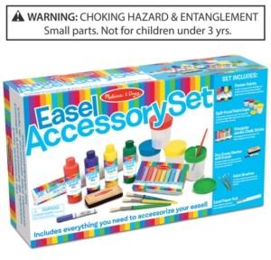 Melissa & Doug 29-Piece Easel Accessory Set