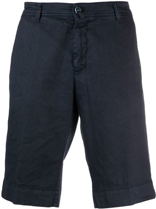 Kiton Knee-Length Bermuda Shorts