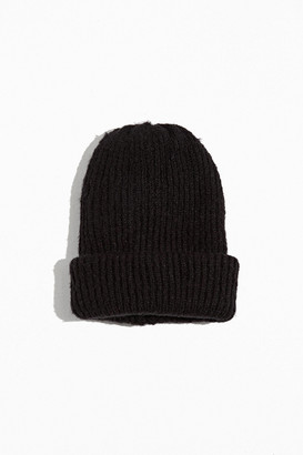 Urban Outfitters Furry Oversized Beanie