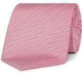 Van Heusen Herringbone Plain Tie