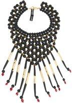 Afroditi Hera beaded necklace