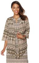 Liz Lange Bell-Sleeve Ultimate Cardigan