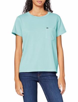 Lee Women's Garment Dyed TEE T-Shirt