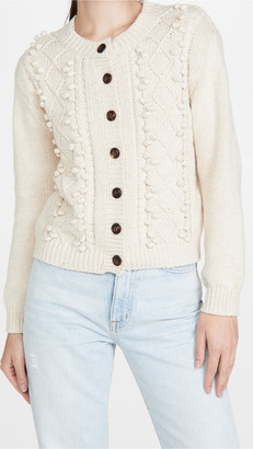 Birds of Paradis Wynter Textured Cardigan