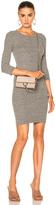 Enza Costa 3/4 Sleeve Dress