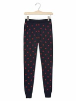 Gap Starry jacquard leggings