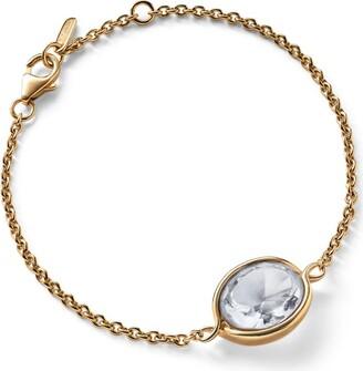Baccarat Croise Chain Bracelet