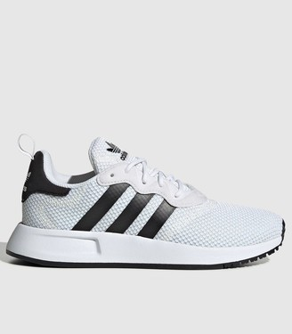 adidas X_PLR Junior Trainers - White/Black