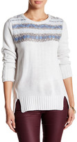 Joe Fresh Knit Stripe Sweater