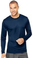 Hanes Cool DRI Performance Men's Long-Sleeve T-Shirt Men's Shirts
