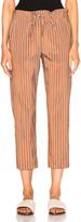Raquel Allegra Tie Front Pants