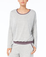 Alfani French Terry Pajama Top, Created for Macy's