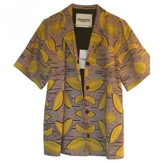Essentiel Antwerp Multicolour Cotton Jackets