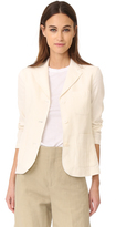 Vince Three Button Blazer