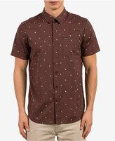 Volcom Men's Geo-Print Shirt