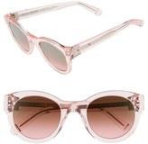 Bobbi Brown 'The Zoe/S' 49mm Sunglasses