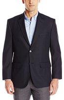 Jones New York Men's Navy Solid Suit Separate Jacket