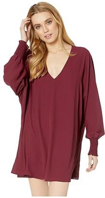 Show Me Your Mumu Noma Dress (Wine) Women's Clothing