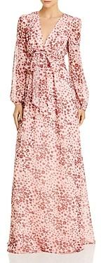 Rachel Zoe Penelope Floral Maxi Dress