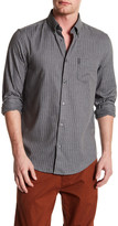 Ben Sherman Modern Striped Long Sleeve Regular Fit Shirt
