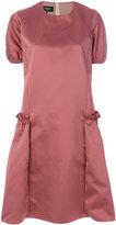 Rochas flared dress