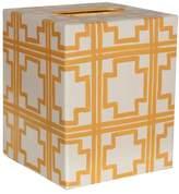 Worlds Away Kleenex Cream Tissue Box Cover