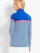 Talbots Everyday Jacket-Colorblock