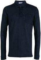 Sunspel plain polo shirt - men - Cotton - S