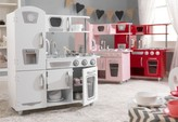The Well Appointed House White Vintage Play Kitchen