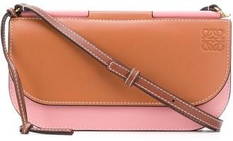 Loewe two-tone Gate crossbody bag
