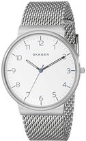 Skagen Men's SKW6163 Ancher Stainless Steel Mesh Watch
