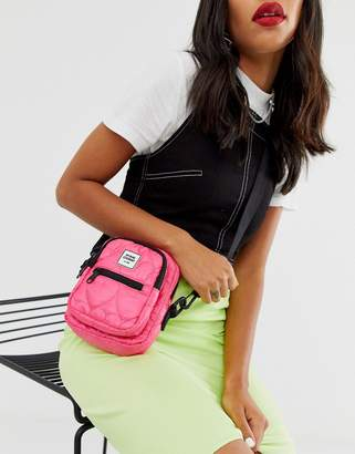 Opening Ceremony quilted mini crossbody-Pink