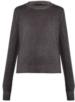 The Row Rienda cashmere-blend crew-neck sweater